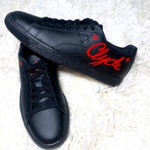 Puma Clyde signature sneakers